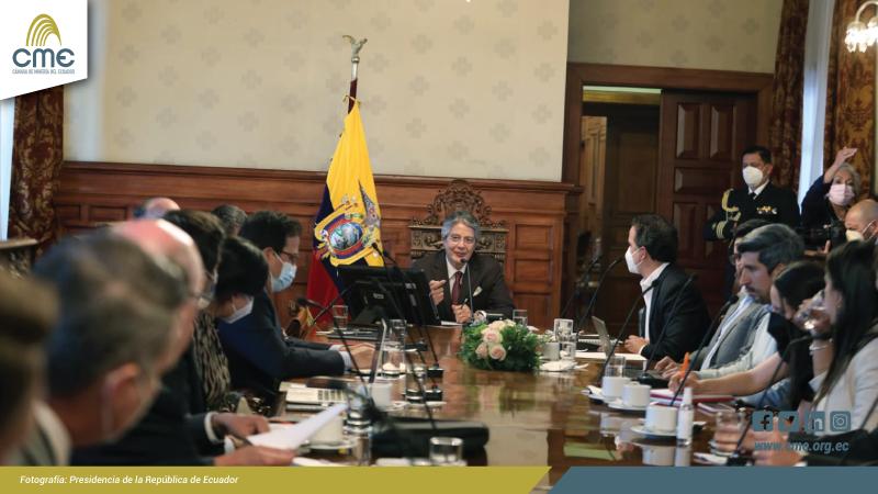 PLAN DE ACCIÓN GUBERNAMENTAL APUNTALA LA MINERÍA BIEN HECHA EN ECUADOR